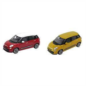 WELLY FIAT 500 L DIE CAST 1:24 2 COL