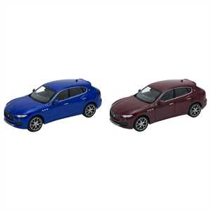 WELLY MASERATI LEVANTE DIE CAST 1:24 2COL.