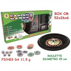 GIOCO CASINO GAMES