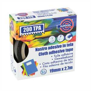 SCOTCH TELATO Nero mm19xmt2,7