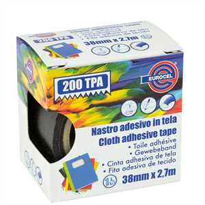 SCOTCH TELATO Nero mm38xmt2,7
