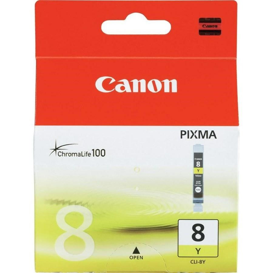 CANON Ink-Jet Giallo N.8 *0623B001* IP6600 CLI-8Y