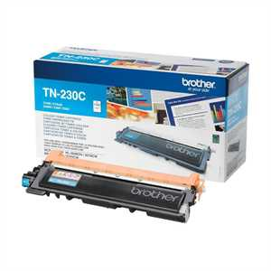 BROTHER Toner Ciano *TN-230C* DCP9010/HL3040/3070/MFC9120 pg1400