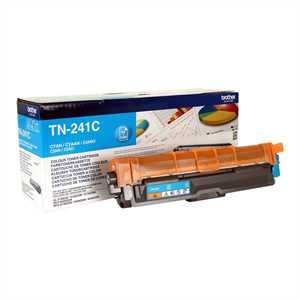 BROTHER TONER CIANO *TN241C* HL3140CW/3150/3170/MFC9140 pg1400