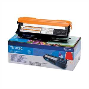 BROTHER Toner Ciano *TN-328C* HL4570 pg6000