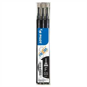 REFILL pz3 0.5MM NERO FRIXION POINT