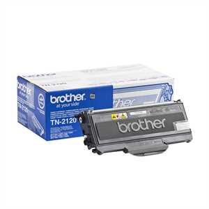 BROTHER Toner Nero *TN-2120* DCP7030/7040/HL2140/2150/MFC7320 pg2600